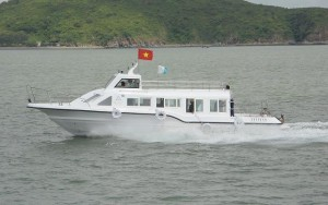 Tàu cao tốc Evason -10 - Xuất xưởng năm 2011