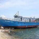 Hạ thủy tàu KIỂM NGƯ CÀ MAU VN-90001-VN