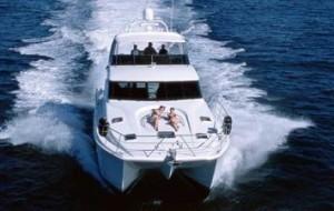 HYSUCAT – Một dạng khả thi của Catamaran cánh ngầm.