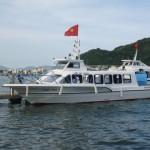 Tàu Long Phú 11 trước khi cải hoán