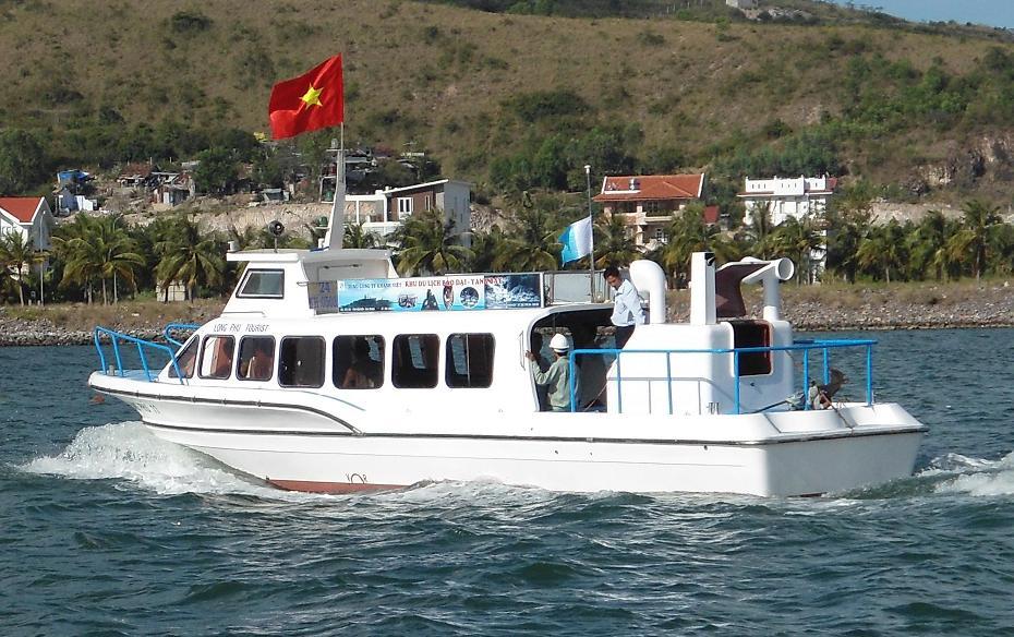 Tàu Long Phú 11-CH sau cải hoán