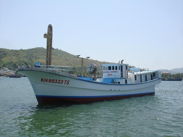 Tàu cá Quang Cường 2013 (KH-99333-TS)