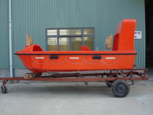 Xuồng cấp cứu loại 02 móc : RB-507