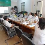 6. TS. Nguyễn Văn Đạt, GĐ. UNINSHIP trả lời các thắc mắc của đại biểu